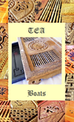 Tea Boats / Tables