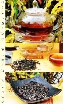 """""""Hillside Blend Black"""" Flavored Tea Blend"""