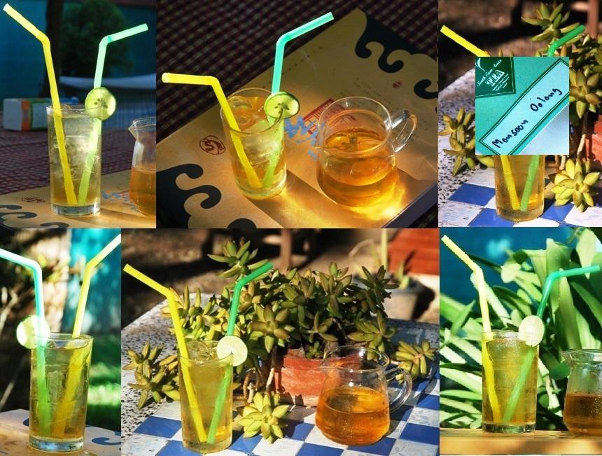 Monsoon Oolong Thai Tea Blend - Ice Tea displays