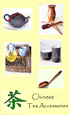 Chinese Tea Accessories