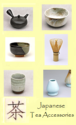 Japan. Tea Accessories
