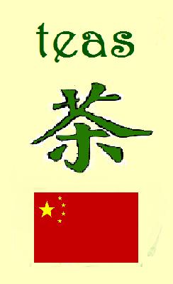 Tea from China