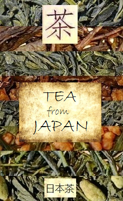 Tea from Japan