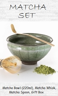 Matcha Tea Set 'Matcha Essentials 2'