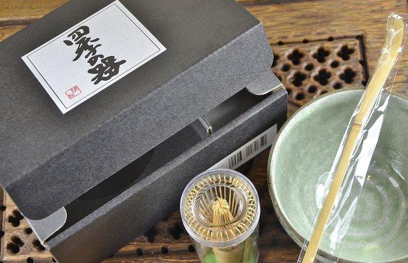 Matcha Set 'Matcha Essentials 2': Matcha bowl, Matcha Whisk, Matcha Spoon