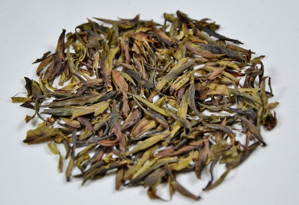 Wild Purple Buds Sheng Puerh Tea