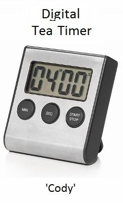 41449 Digital Tea Timer 'Cody'