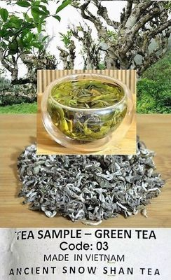 Ancient Snow Shan Green Tea