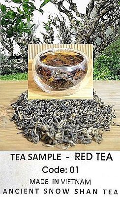 Ancient Snow Shan Black Tea