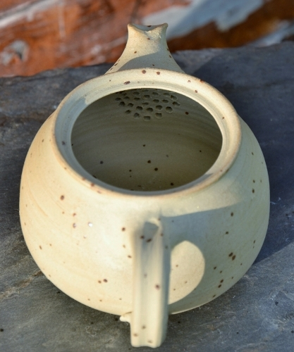 SiamTeas Signature Teapot, 200ml - naturally integrated strainer