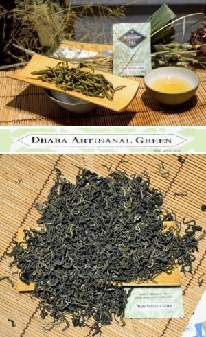 Dhara Artisanal Green Tea (forest-friendly)