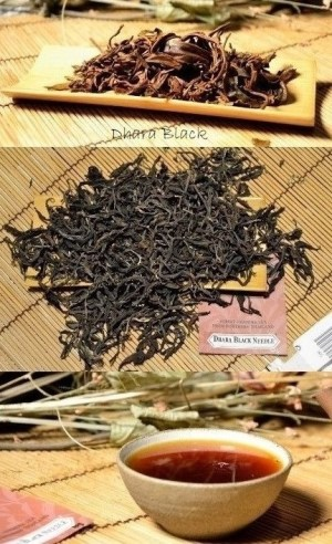 Dhara Black Needle - Climate- and Forest-Friendly Cultivated Black Tea from Northern Thailand