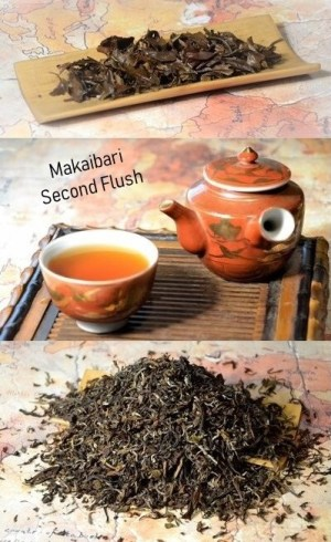 Makaibari Oolong Second Flush 2020