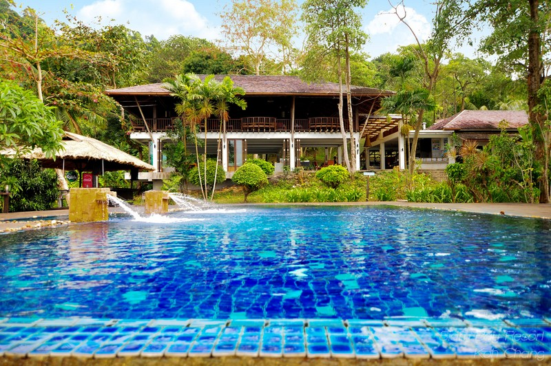 Ko Changs Siam Bay Resort has it all Hillside bungalows