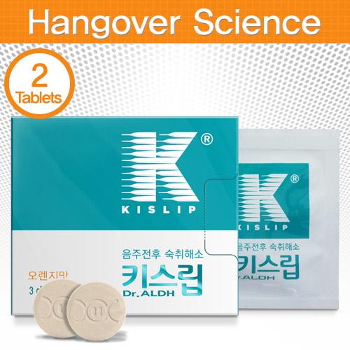 Kislip Anti Alcohol Pill