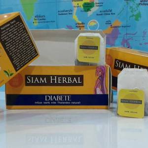 Siam Thai Herbal - Diabete Herb Tea