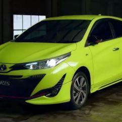 All New Toyota Yaris Trd Sportivo 2018 Xpander Vs Grand Avanza เป ดต ว ใหม ล าส ด โตโยต า ยาร ส ท