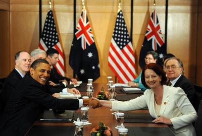 Australian-American partnership in 21st century Asia Pacific