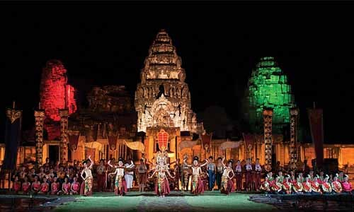 Phimai Festival 2017 celebrates the glory of Phimai Historical Park