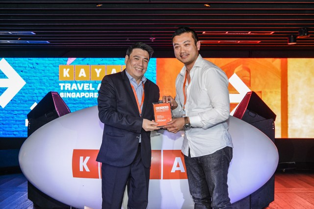 KAYAK Travel Awards Singapore 2018 - Favourite Destination for Beach Holidays - Phuket