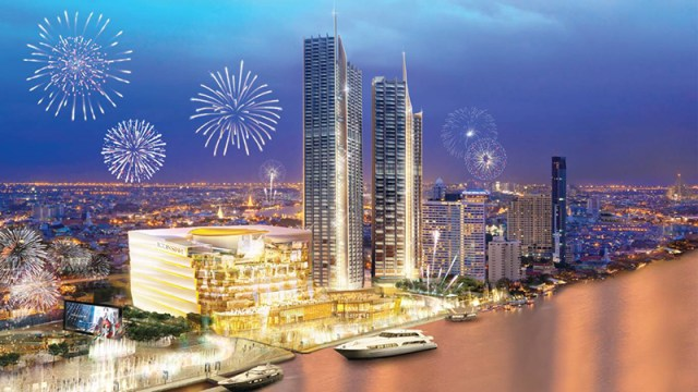 ICONSIAM all set for one-billion-Baht opening extravaganza on 9-11 November