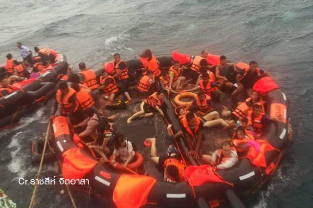 Last July, a boat tragedy in Phuket killed 47 people, mostly Chinese tourists