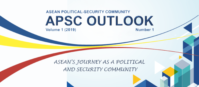 ASEAN Political-Security Community Outlook 2019 launched