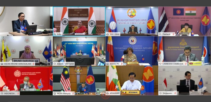 ASEAN, India to further strengthen strategic partnership