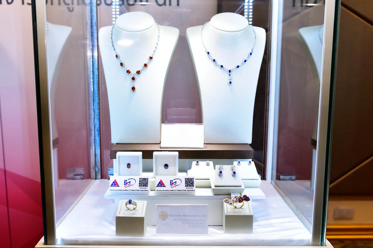 Thailand Launches 'Buy With Confidence' Gem And Jewellery Certification Plan