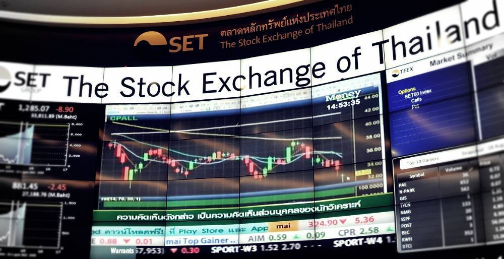 Thai SET In Free-fall Triggers Circuit Breaker