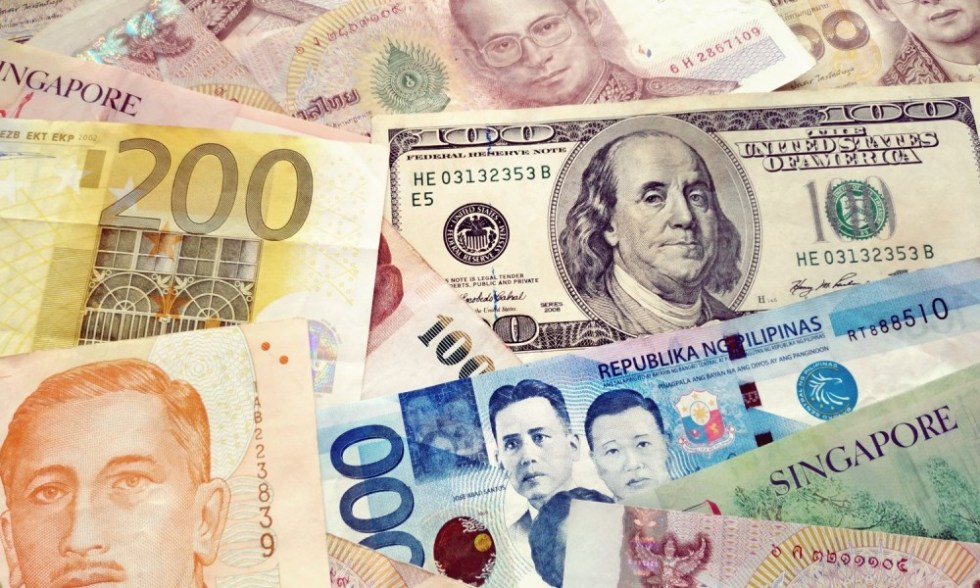 Bank of Thailand step in to curb recent baht strength