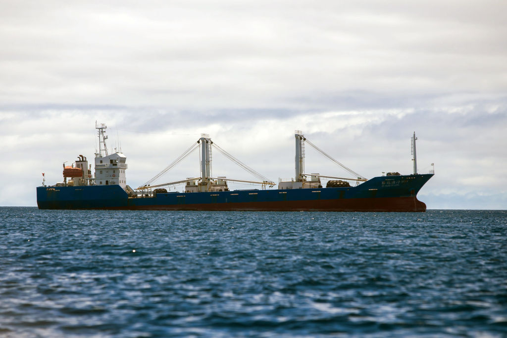 Undetected Chinese Fishing Fleets Suspected Of Invading Argentina's Waters: Report