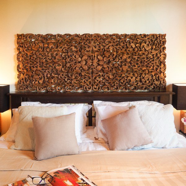 Tropical Frond King Size Headboard Online