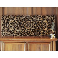 carved wood wall decor | Roselawnlutheran