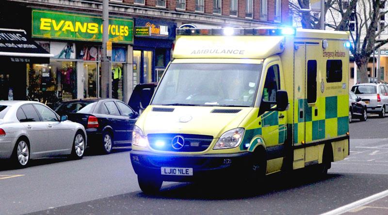 Ambulance - photo by Eddie on Flickr