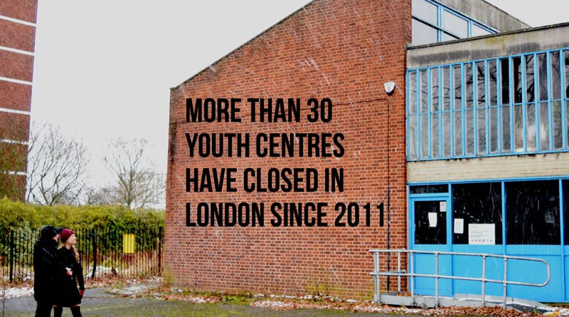 Image result for youth club closure  photo
