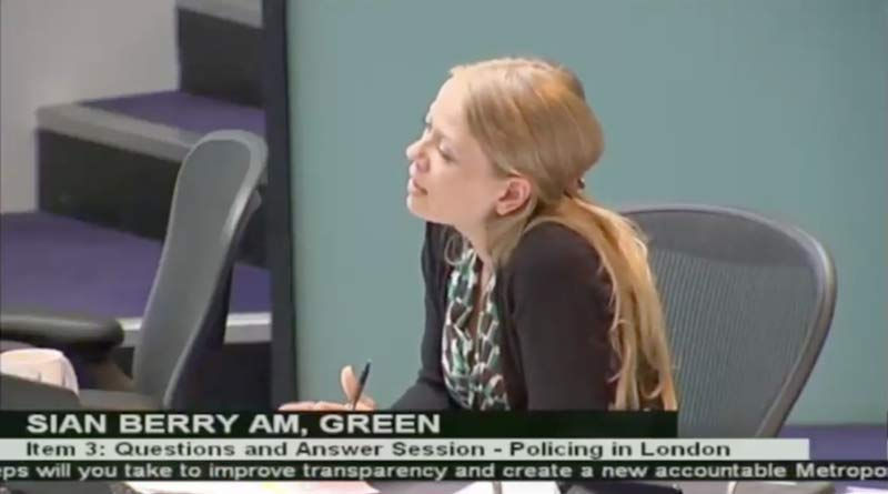 Questioning the Mayor on Grenfell estimates