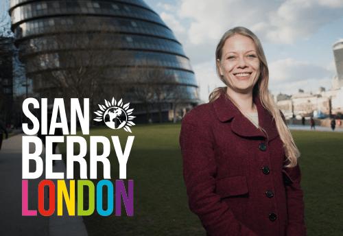 Sian Berry for Mayor