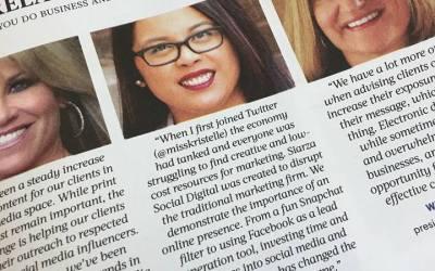 37 ABQ Businesswomen Featured in ABQ Business First