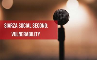 Siarza Social Second: Vulnerability