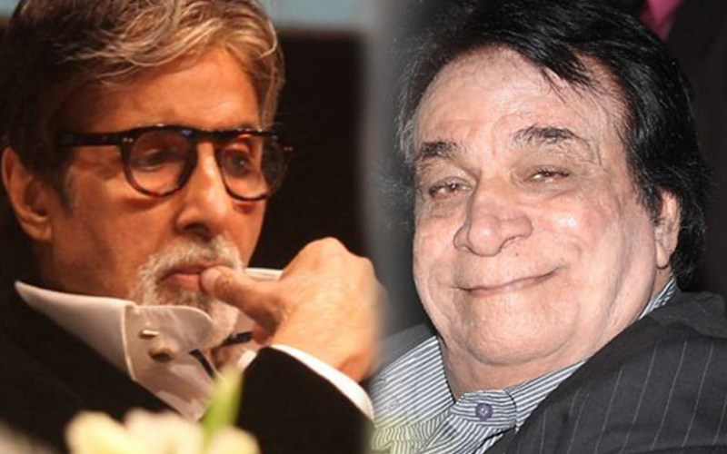 Amitabh And Other Film Personalities Remember Kader Khan