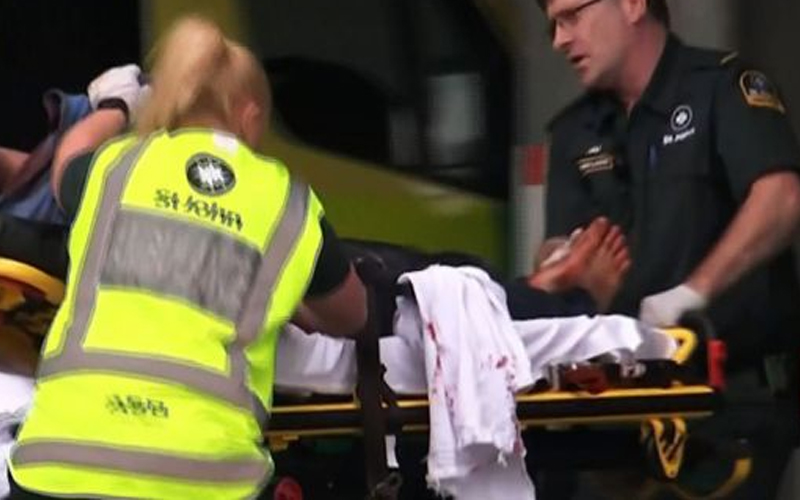 New Zealand Shooting Wallpaper: NZ Mosque Massacre: The Reaction Is Entirely Different If