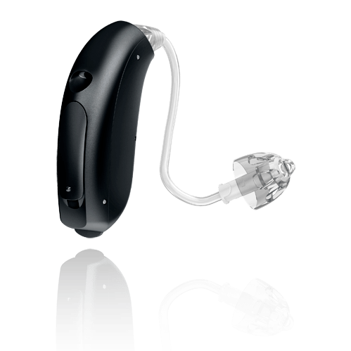 AGXO Mini behind the ear hearing aid