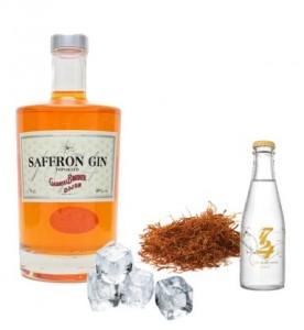 Gin Tonic perfecto de Safron Gin