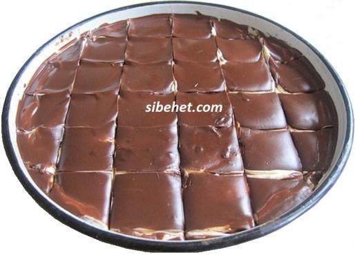 Embelsire me biskota dhe kakao . receta gatimi fruta te thata