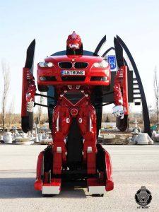 Makina ROBOT eshte Fakt. Njesoj si ne film por eshte e vertete 1 tutoriale shqip