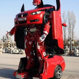 Makina ROBOT eshte Fakt. Njesoj si ne film por eshte e vertete 2 tutoriale shqip