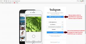Si te hapim nje llogari ne instagram Si te perdorim INSTAGRAMIN 3