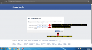 4 Si te gjej (kodin) passwordin e Facebook. Tutoriale shqip. Si te gjejme kodin e facebook