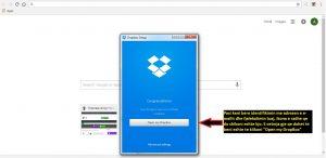 7 Si te instaloj Dropbox ne kompjuterin tim Tutoriale shqip. , faqen zyrtare , llogari te re